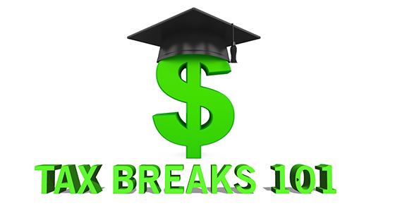 Higher education tax credits