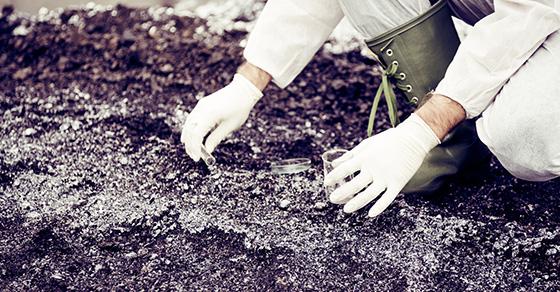 Cleaning up environmental contamination