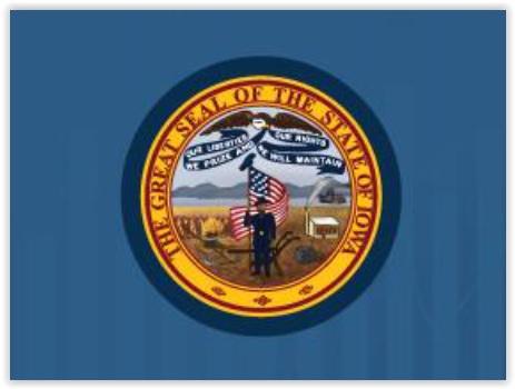 Seal of Iowa