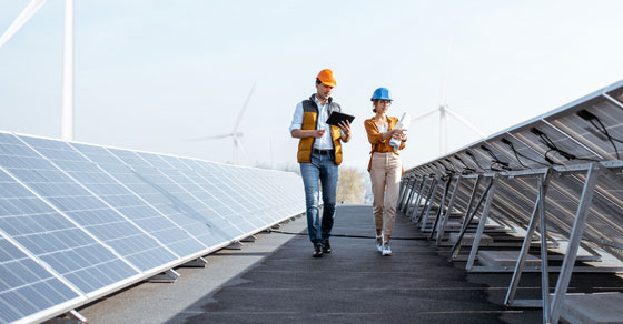 Claiming the business energy credit