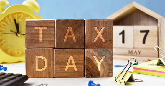 Tax filing deadline is coming up