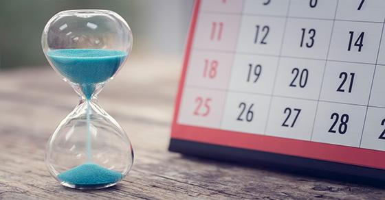 Meeting tax return filing deadlines